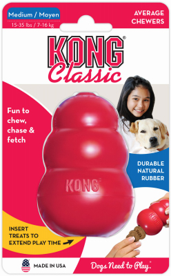 Kong MED RED Class Toy