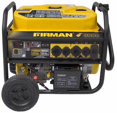 10000W Remote Generator