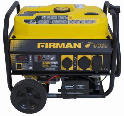 4550W Remote Generator