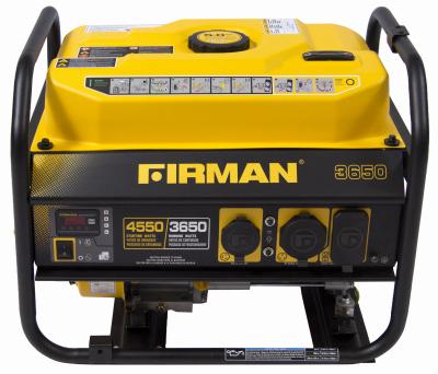 4550W Portable Generator