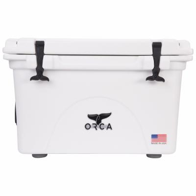 Orca 40QT White Roto Cooler
