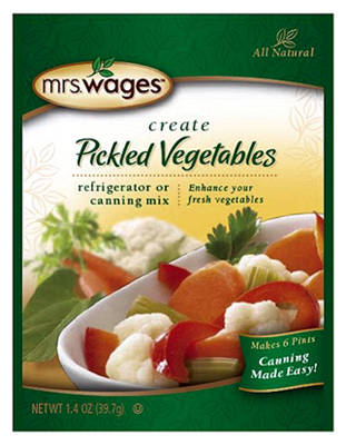 1.4OZ Pickled Veg Mix