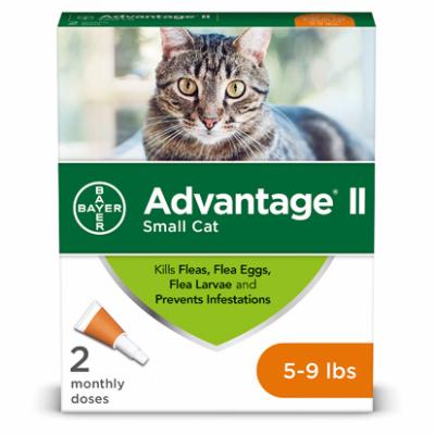 Advantage 5-9lb Cat 2pk