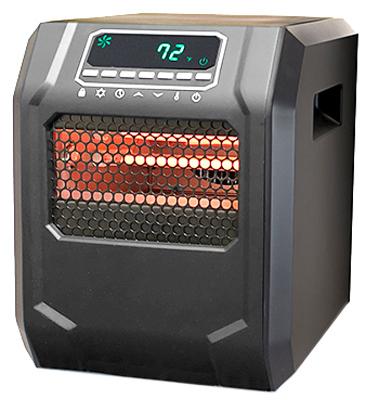 BLK 4QTZ Infra Heater