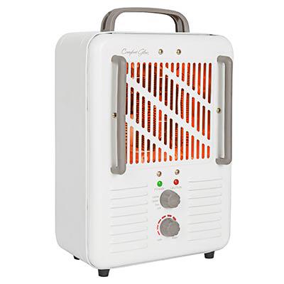 1500 Watt White Milkhouse Electric Heater