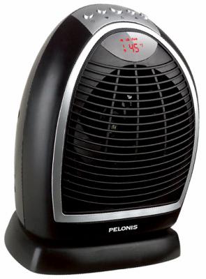 Osc DGTL Fan Heater