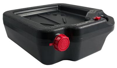 16QT Drain Container