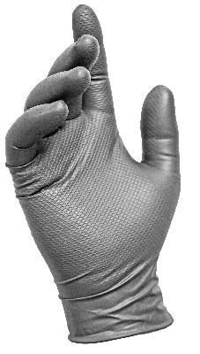 50CT LG Mens Nitrile Gloves