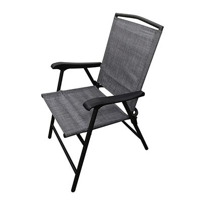 Cornell S True Value Hardware Fs Gry Stl Fld Chair