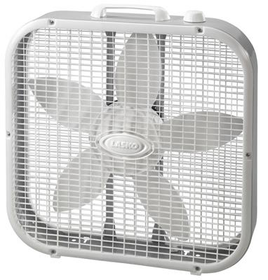 """3723 20"""" Breeze Box Fan"""