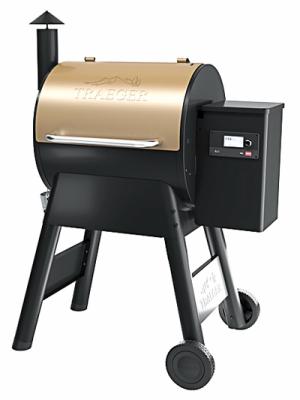 Pro 575 Bronze Pellet Grill