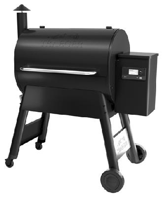 Pro 780 Black Pellet Grill