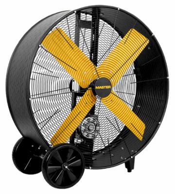 """36"""" Belt DR Barrel Fan"""
