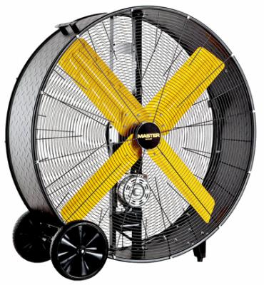 """42"""" Belt DR Barrel Fan"""