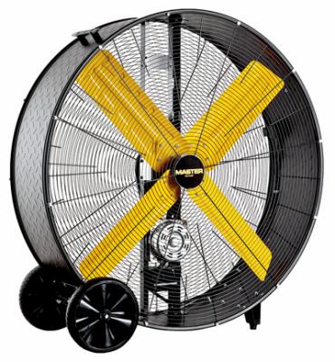 """48"""" Belt DR Barrel Fan"""
