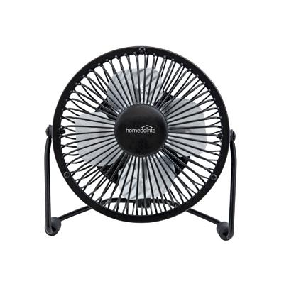 """HP 4"""" BLK Hi-Veloc Fan"""