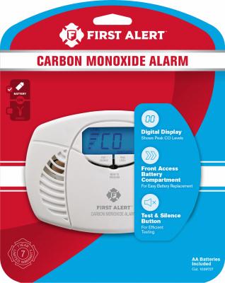 DGTL Display CO Alarm