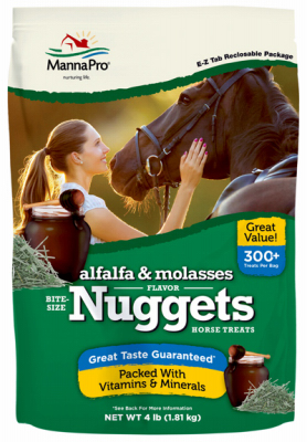 4LB Alfalfa Horse Treat