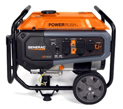 3600W Port Generator 7677