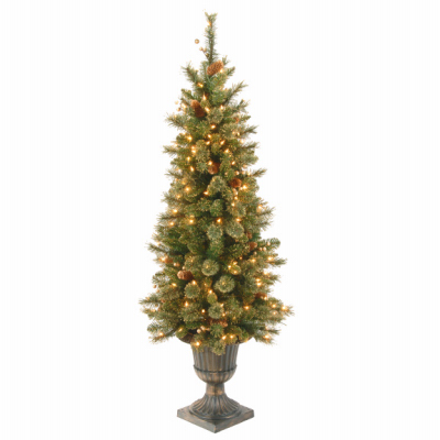 Artificial Entrance Tree, 4'