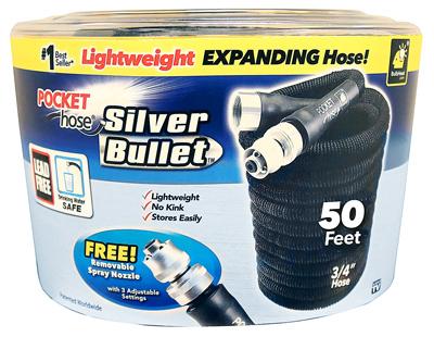 50' Silver Bullet Hose