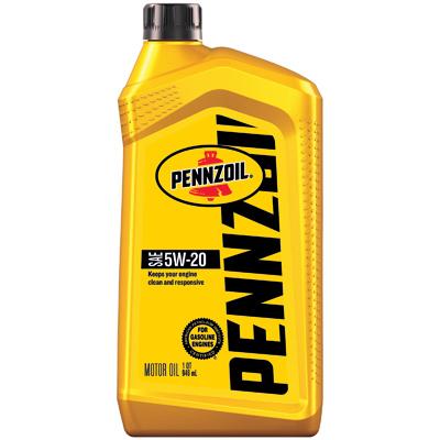 Pennz QT 5W20 Motor Oil