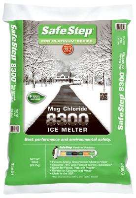 ICE MELT, SAFE STEP 8300 50LB