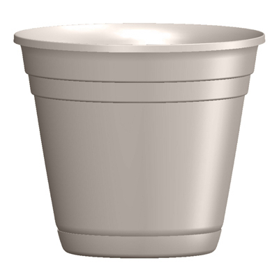 """12""""Taupe Riverl Planter RN1207TA"""