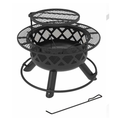 """24"""" Ranch Fire Pit"""