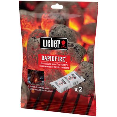 2PK Rapid Fire Starter Cubes