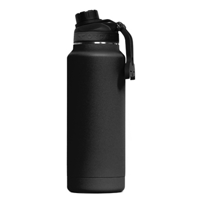 34OZ Black Hydra Bottle