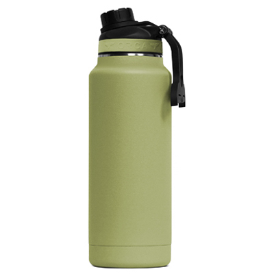 34OZ Green Hydra Bottle
