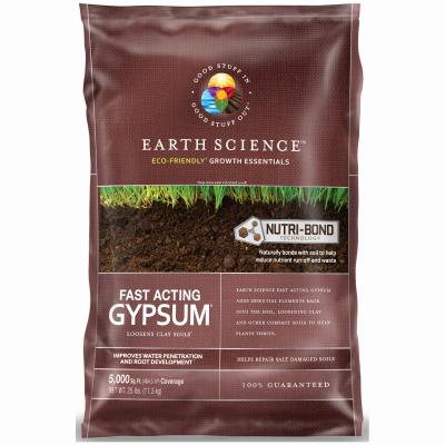 25LB Fast Acting Gypsum
