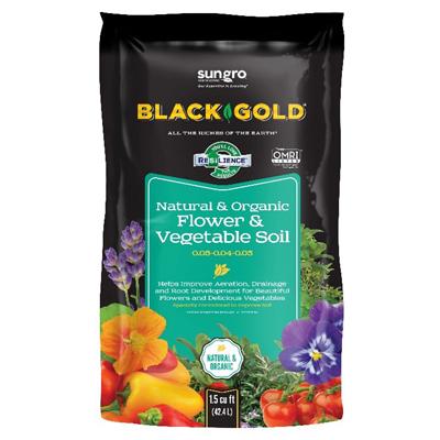 1.5CUFT Organic Garden Soil