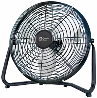 """14"""" BLK Hi Velocity Fan"""