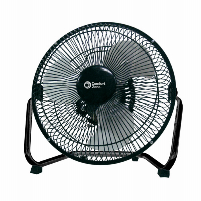 "9"" Black High Velocity Fan"