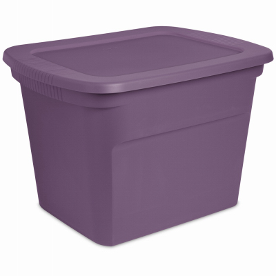 18GAL Lilac Stor Tote