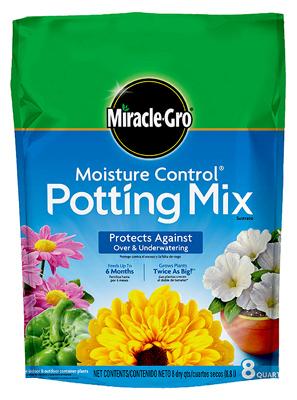 MG 8QT Moisture Control Mix