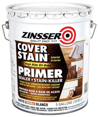 COVER STAIN Primer 5GAL