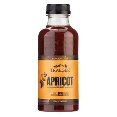16oz Apricot BBQ Sauce