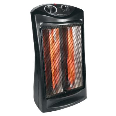 Black Quartz Rdnt Tower Heater