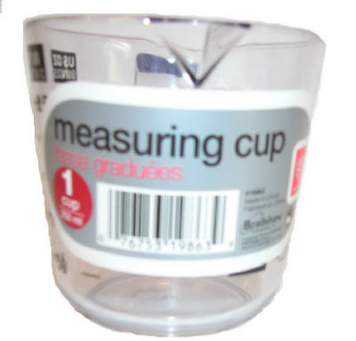 1Cup Plas Measuring Cup