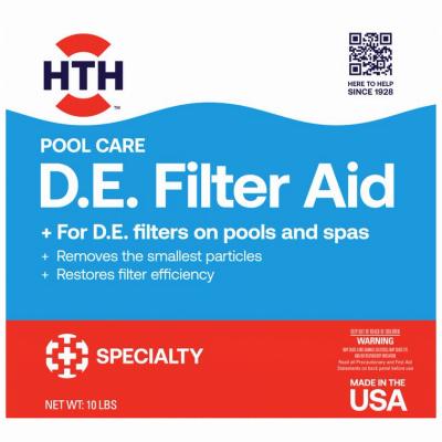 10LB DE Filter Aid