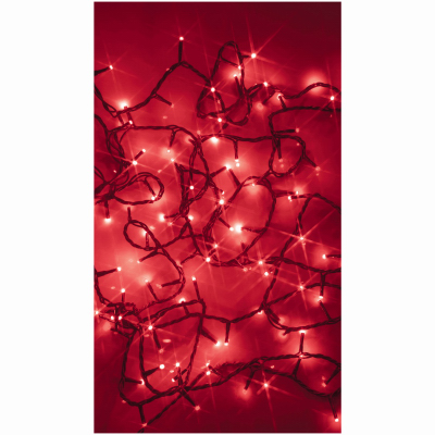 100L Red Starry Lights