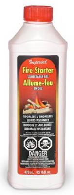 16Oz Gel Fire Starter