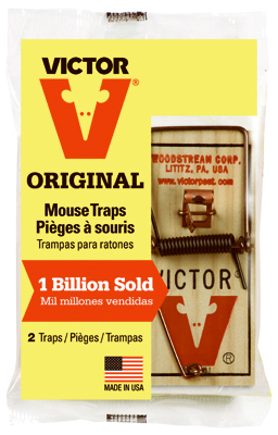 Victor Mouse Trap Metal Pedal