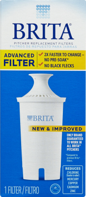 Pitcher Repl Filter