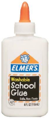 4OZ Wash School Glue