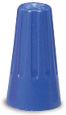 100PK 22-14 WIRE NUT BLUE