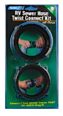 Sewer Hose Twist Connect Kit